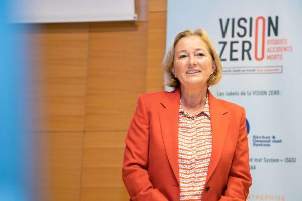 Madame Paulette LENERT, Ministre de la Santé