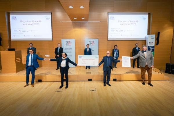 Institut luxembourgeois de la Qualité de Vie au Travail primé pour son projet « Qualité de Vie au Travail : tous acteurs »